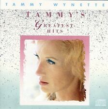 Tammy Wynette - Greatest Hits [New CD]