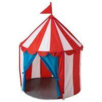 Ikea Cirkustält Tienda de Juegos Rojo/Blanco Carpa Circo Niños Infantil Juguete