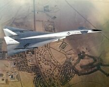 XB-70 / XB-70A IN FLIGHT OVER MOJAVE DESERT 8x10 SILVER HALIDE PHOTO PRINT