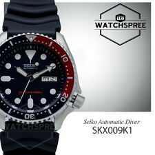 Seiko Men's Automatic Diver Watch SKX009K1