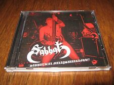 "SABBAT ""Sabbatical Malaysiaaarrghh!!!"" CD  abigail sigh midnight"