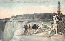 Niagara Falls Sister Island From Goat Island Canada New York Postcard 1911