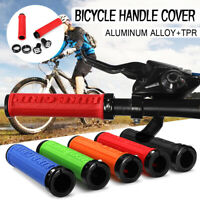RockBros Bicycle Handlebar Cover Double Lock-on Grip For MTB BMX Bike  */!