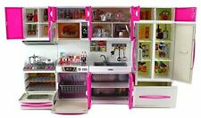 My Modern Kitchen 32 Full Deluxe Kit Battery Operated Kitchen Playset : Refri...