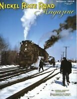 NICKEL PLATE ROAD, Winter 2018 issue of NICKEL PLATE ROAD Historical Society NEW