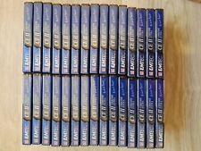 30 Cassette audio musicassette nuove - new - EMTEC BASF CE2 '46 chrome extra NOS