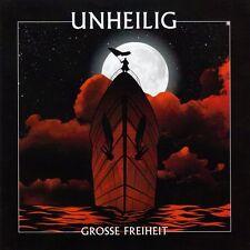 UNHEILIG Grosse Freiheit CD Album 2010 WIE NEU Für Immer DER GRAF Deutschrock