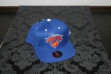 Adidas NBA Flat Cap New York Knicks Bleu Orange neuf avec étiquette
