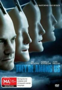 They're Among Us : DVD