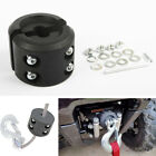 ATV UTV Winch Protector Cable Hook Stop Stopper Rubber Cushion with Accessories