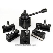 Oxa Tool Post Set 6 9 Swing Mini Quick Change Cnc Lathe Holder 0xa Wedge