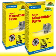 Neudorff 2 x 200 g Sugan® MäuseKöder Paste