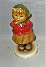 "Hummel Goebel Figurine #2181 ""Clear As A Bell"" Year 2002"