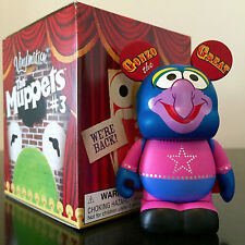 """DISNEY VINYLMATION 3"""" MUPPETS SERIES 3 GONZO THE GREAT COLLECTIBLE TOY FIGURE"""