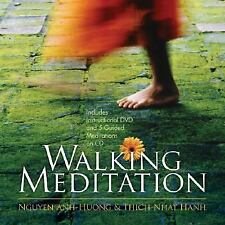 Walking Meditation by Thich Nhat Hanh and Anh-Huong Nguyen (2006, CD /...