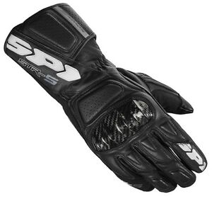 GUANTO GLOVE IN PELLE STR-5 NERO SPIDI  SIZE XL