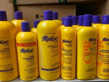 Motion Professional Hair Care Shampoo Conditioners & Relaxers Range