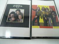 Vtg 1980-82 The Oak Ridge Boys 2 Cassette Tape Lot Original Insert Tested