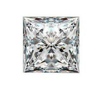 Loose 15 Pic Of Princess Stone Cubic Zirconium 9*9 MM AAA Cut