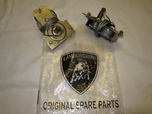 Lamborghini Countach window mechanism pair NOS