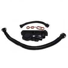 Crankcase Breather Hose & Control valve & Seal For Audi TT A4 Quattro VW Passat
