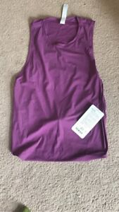 Lululemon Ace Tank Top in Purple in Size US6