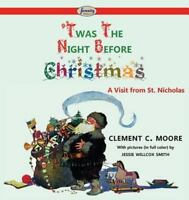 'Twas the Night Before Christmas (Hardback or Cased Book)