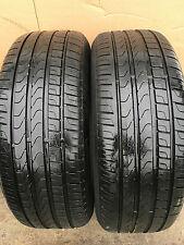 2 x Pirelli 225/60R17 Cinturato P7 * BMW Kennung DOT15 6,5mm TOP