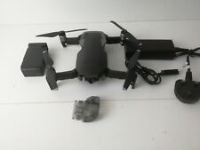 DJI Mavic Air Drone Onyx Black Bundle battery charger and drone ref:A4