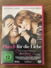 Plan B für die Liebe DVD Romantik Komödie Liebesfilm FSK 12