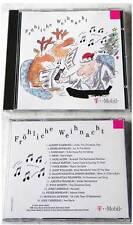 Fröhliche Weihnacht - Albert Hammond, Doris Day.. Rare T-Mobil Sony Werbe CD TOP