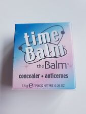 TheBalm Time Balm Anti Wrinkle Concealer Medium Makeup 7.5g 0.26 OZ new