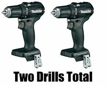 "(2-Pack) New Makita XFD11 18V Lithium-Ion 1/2"" Brushless Drill LXT Cordless"