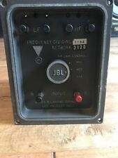 Vintage JBL 3120 Crossover Frequency Dividing Network