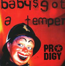 PRODIGY / BABY'S GOT A TEMPER     Super Rare Vinyl-Maxi - NEUWARE !!!