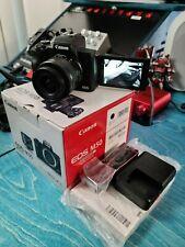 canon eos m50 mirrorless digital cameraW/ Kit Lens & Accessories!!