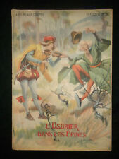 L'Usurier dans les Épines - Les beaux contes - 1910 - grand format Vaccari