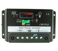 10A MPPT Solar Panel Battery Regulator Charge Controller 12V Auto Switch TR