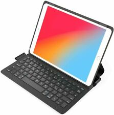 For 10.2 Inch iPad 2020(8th Gen)/iPad 2019(7th Gen) Keyboard Case, Ultra Slim