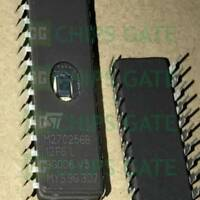 3PCS M27C256B-12F6 DIP-28 EPROM UV 256K-Bit 32K x 8
