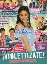 TINI STOESSEL VIOLETTA  Sexy TOP TEEN  Magazine  2012