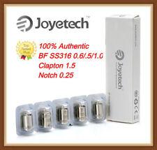Genuine Joyetech Cubis coils / AIO Bf e-Atomizer Joytech 0.5/0.6/1.0/1.5Ohms