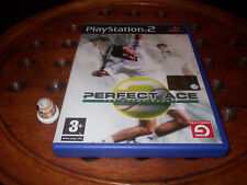 PS2 PERFECT ACE 2 : THE CHAMPIONSHIPS PS2 Playstation 2 ITA / ESP - PAL