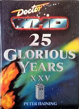 DOCTOR WHO 25 Glorious Years