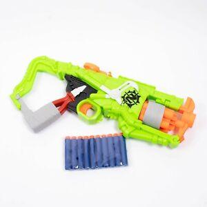 Nerf Zombie Strike Outbreaker Blaster (No Bow)