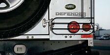 LAND ROVER DEFENDER 90 / 110 REAR LAMP GUARDS PAIR STC53157