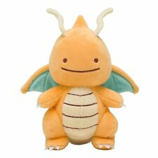 Pokemon Center Original Limited Plush Doll Ditto Dragonite JAPAN OFFICIAL IMPORT