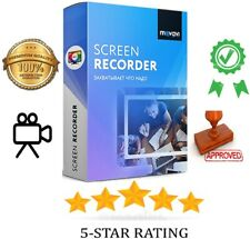 ✔✔Movavi Screen Recorder Studio new 2020 ☀ for Mac ☀ with LifeTime license✔✔