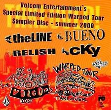 Audio CD Warped Tour Takeover! Special Limited Edition (Summer, 2000) - Various