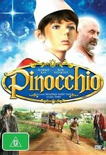 Pinocchio (DVD, 2009) New and Sealed